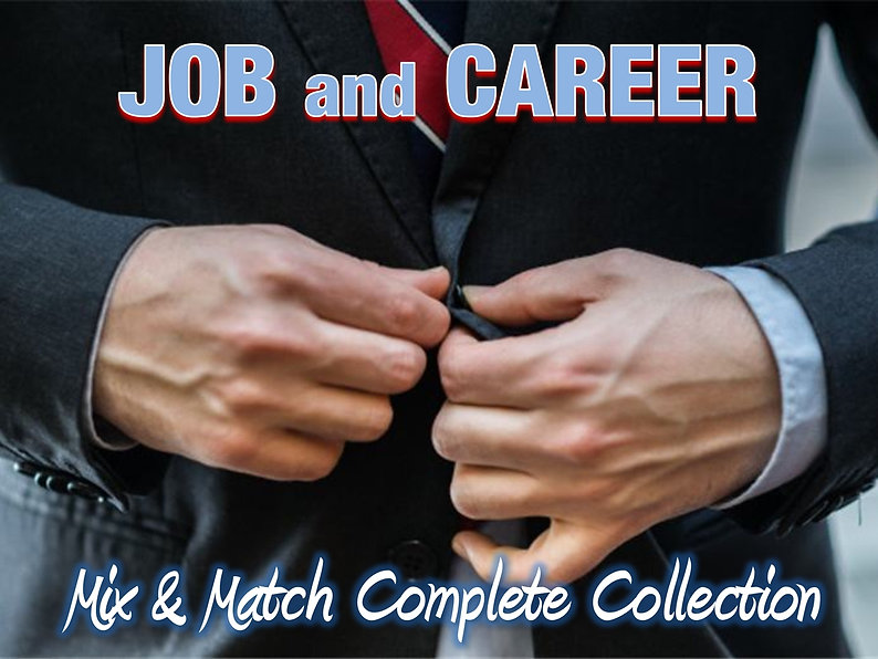 Job and Career Mix and Match PLR Collection