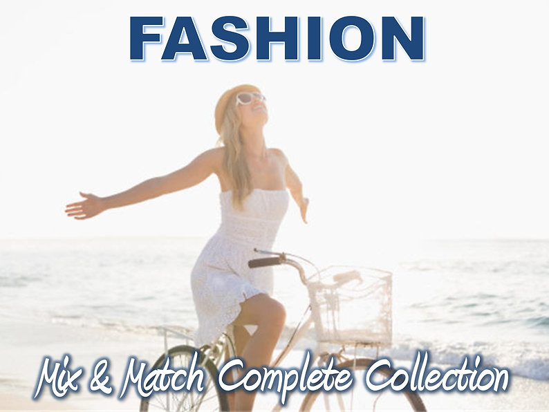 Fashion Private Label Content Collection