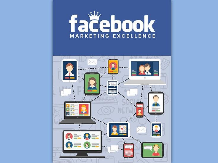 Facebook Marketing Excellence Content Bundle