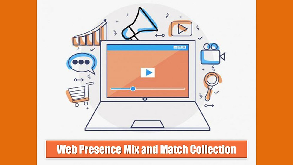 Web Presence Multi-Media Sales Funnels