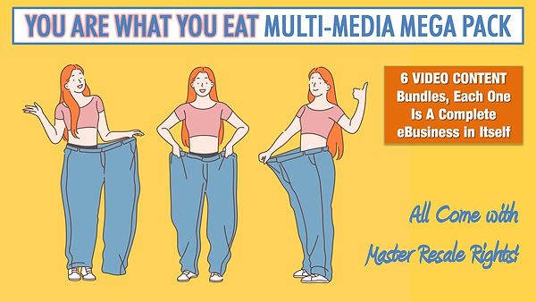 You Are What You Eat Multi-Media
