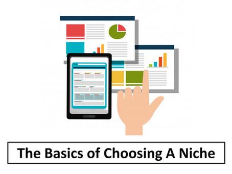The Basics of Choosing a Niche