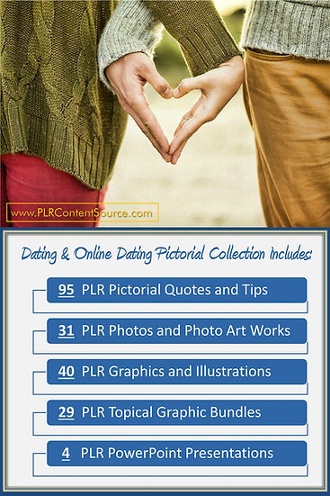 Dating and Online Dating Pictorial Portfolios