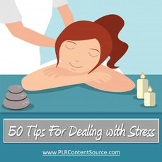 TIPS FOR DEALING WITH STRESS