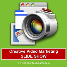 CREATIVE VIDEO MARKETING SLIDE SHOW