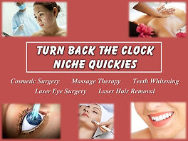 Turn Back The Clock Niche Quickies