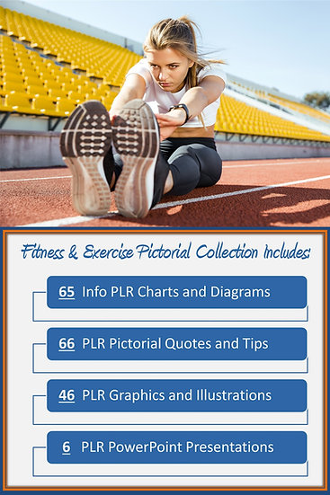 Fitness and Exercise Pictorial Portfolios