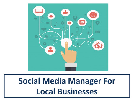 Become A Social Media Manager For Local Businesses