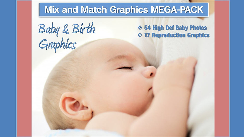 Oh! Baby Mix and Match GRAPHICS Collection
