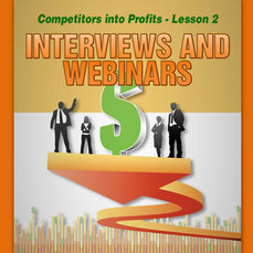 INTERVIEWS AND WEBINARS REPORT