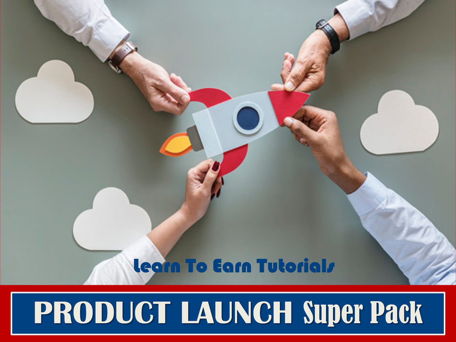Product Launch Super Pack FREE PDFs