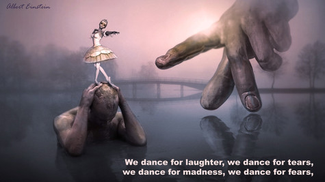 We Dance For Laughter, We Dance For Tears