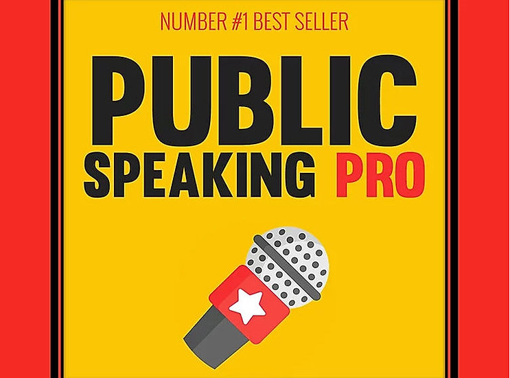 Public Speaking Pro PLR Pack