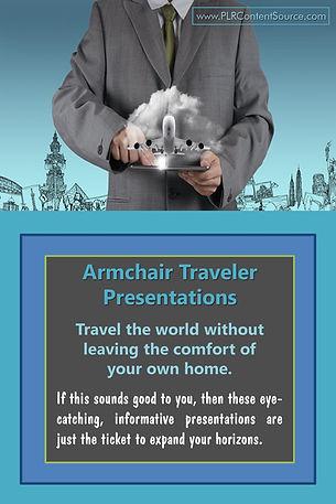 Armchair Traveler Presentations