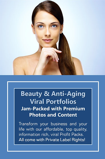 Beauty and Anti-aging Niche Domination Pack