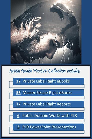 Mental Health Product Profit Packs