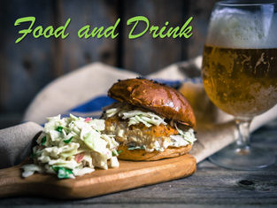 Free Food and Drink Reports