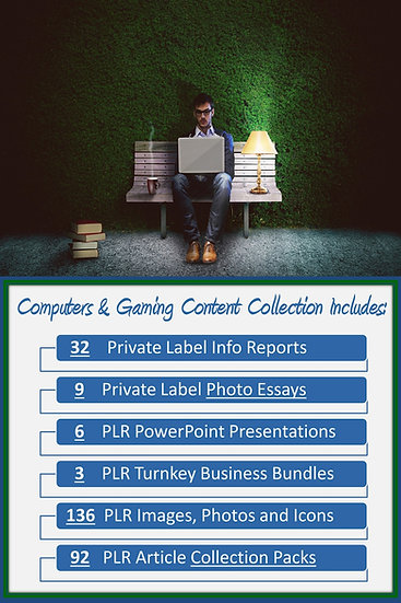 Computers and Gaming Content Portfolios