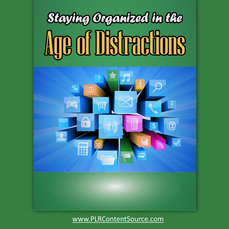STAYING ORGANIZED REPORT