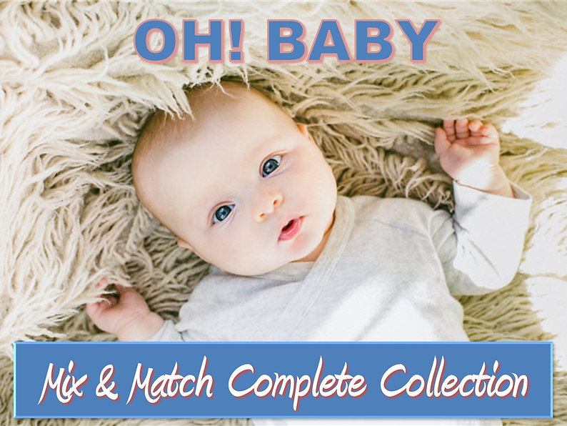 Babies Private Label Content Collection