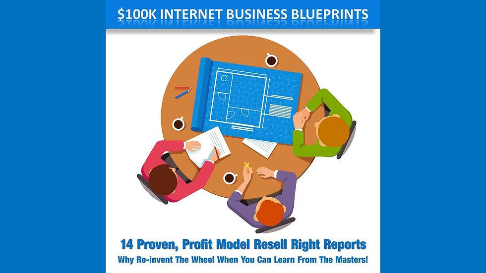 100K Internet Business Blueprints