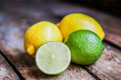 lemons, limes