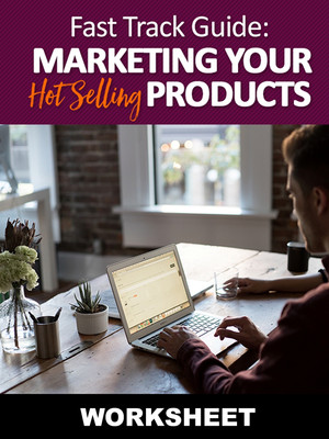 Marketing Your Products Worksheet