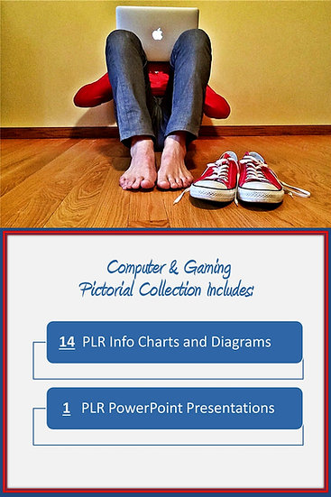 Computers and Gaming Pictorial Portfolios