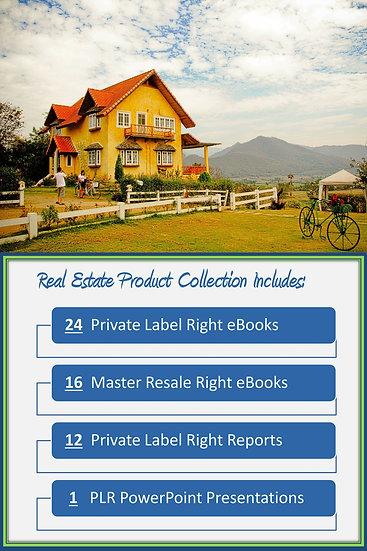 Real Estate Product Profit Packs