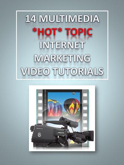 14 Internet Business Video Tutorials