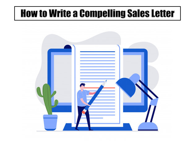 How to Write a Compelling Sales Letter