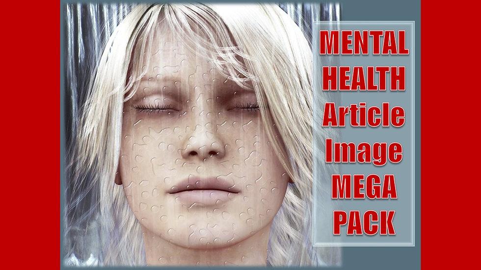 Mental Health Article and Image MEGA Pack