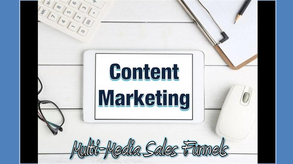 Digital Marketing Mix and Match Multimedia Sales Funnels