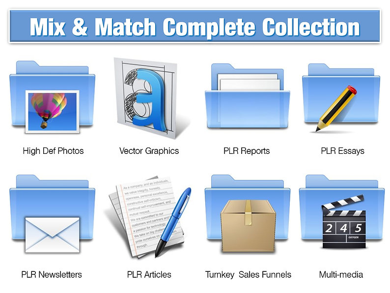 Computer Knowledge PLR Content Collection