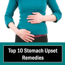 TOP 10 HOME STOMACH REMEDIES