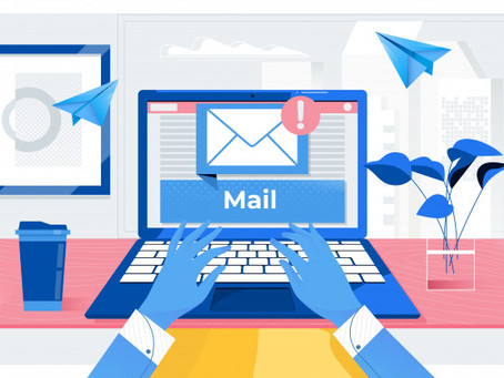 Provide Email Services  for Offline Businesses