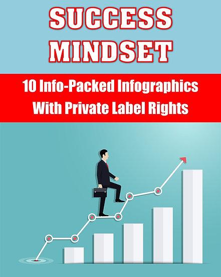 Success Mindset Infographics