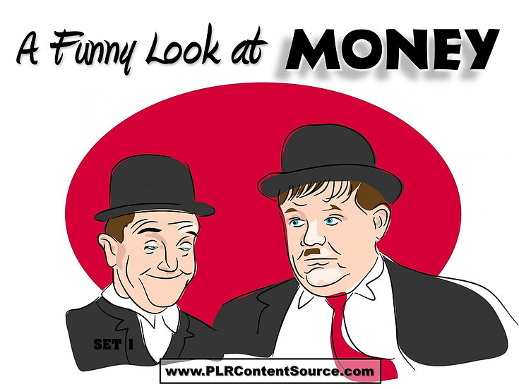 A Funny Look At Money Video Quote Presentation