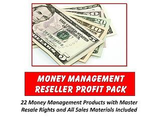 Money Management Reseller Profit Pack