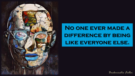 No One Ever Made A Difference...