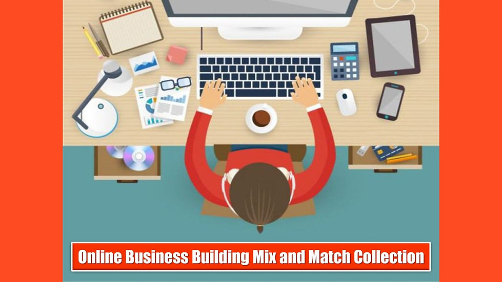 Online Business Basics MIX and MATCH COMPLETE Collection