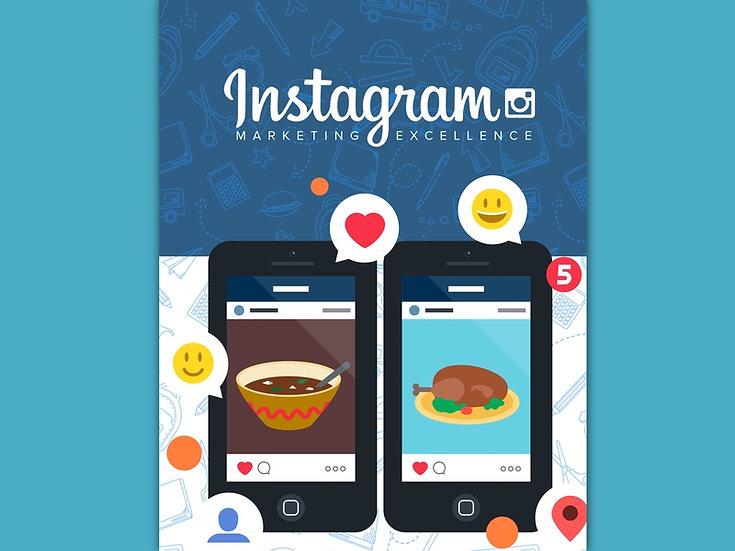 Instagram Marketing Excellence Content Bundle