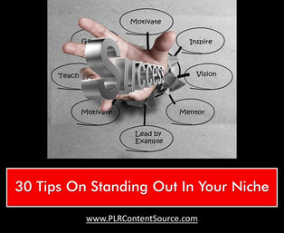 STAND OUT AND DELIVER TIPS