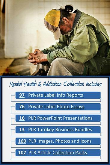 Mental Health Content Portfolios