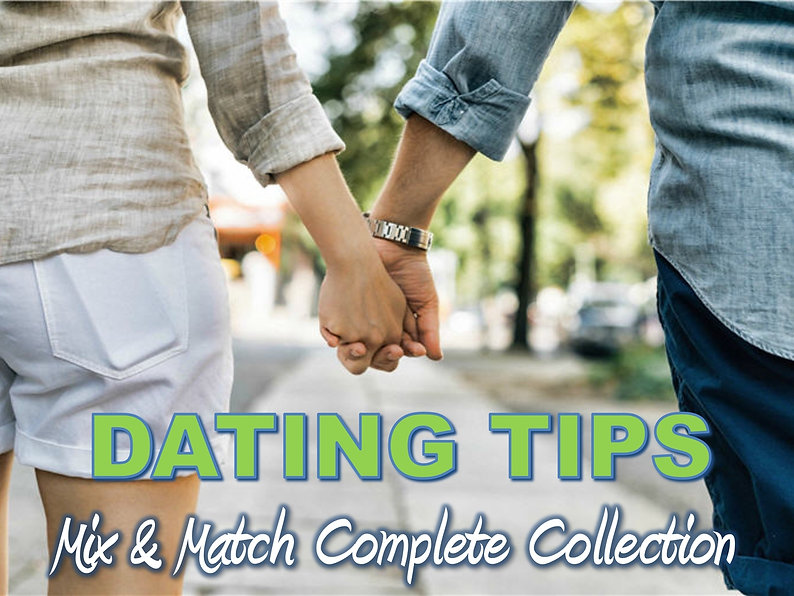 Dating Tips Private Label Content Collection