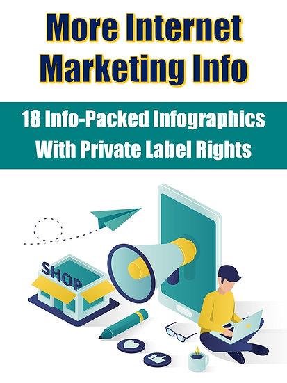 Internet Marketing Infographics - Group 2