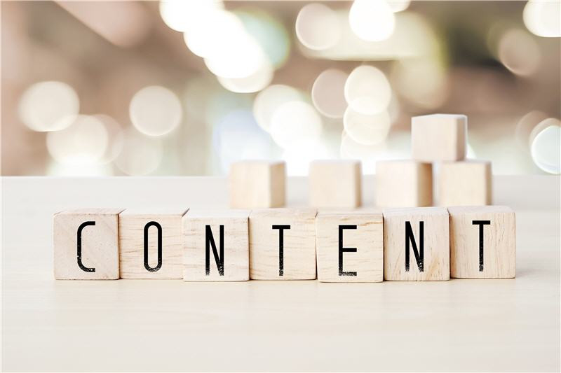 3 Main Types of Content