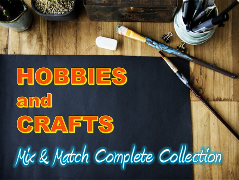Hobbies and Crafts PLR Content Collection