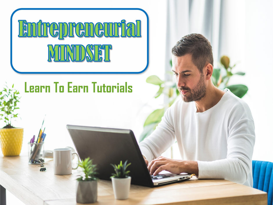Entrepreneurial Mindset Learn To Earn Tutorials