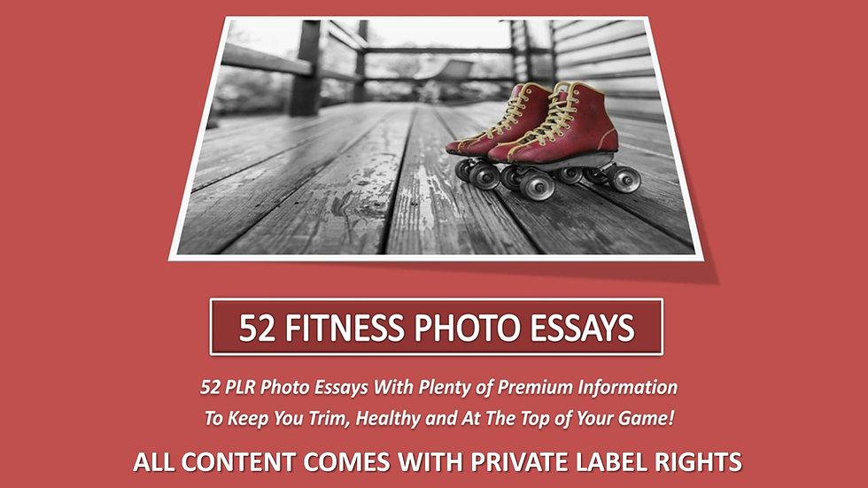 Fitness Photo Essay Series